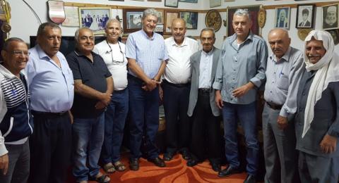 اجتماع سكرتارية لجنة المبادرة العربية الدرزية يدعو الى استثمار التحولات المستجدة الخيرة لنصرة الوطن والمواطن