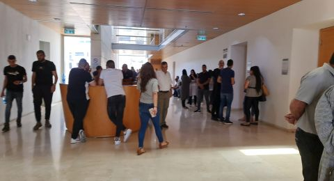 مركزية حيفا تفرج عن 3 من معتقلي زلفة