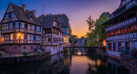 السياحة في فرنسا: ثقافات متعددة تجتمع في ستراسبورغ