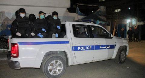 الشرطة بغزة: وفاة مواطنة إثر الاعتداء عليها بالضرب من قبل زوجها