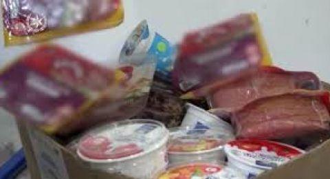 وزارة الصحة تتلف 50 طنا من المنتجات الغذائية منتهية الصلاحية