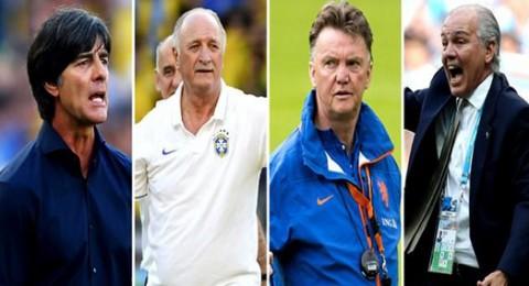 افضل 5 مدربين في المونديال والجزائري في القائمة