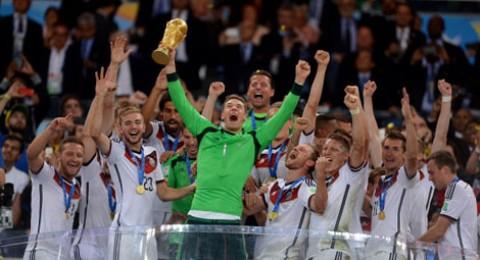 أرقام واحصائيات فوز ألمانيا على الأرجنتين في نهائي كأس العالم