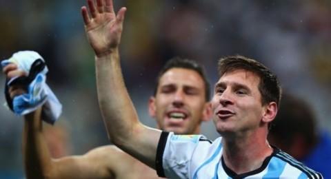 ميسي على فيس بوك: جاهز لتحقيق حلم الأرجنتين