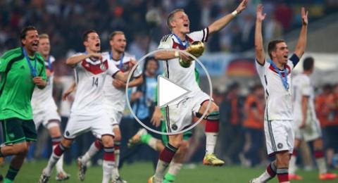 جميع أهداف كأس العالم بالبرازيل الــ 171