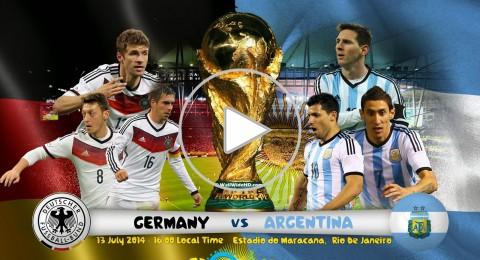 ألمانيا تفوز بكأس العالم للمرة الرابعة بتاريخها