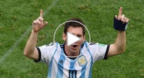 اربع مواجهات تحسم الصراع بين المانيا والارجنتين