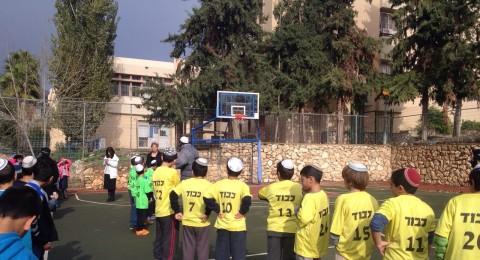 اشعاعات زائدة عن الحد في خمس مدارس في بيسان