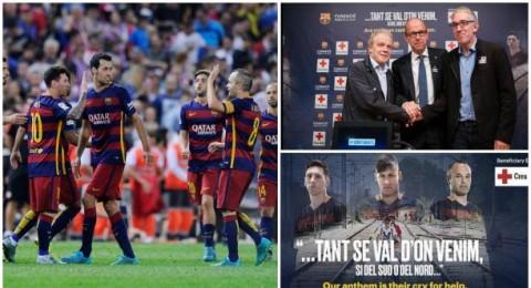 برشلونة يطلق حملة