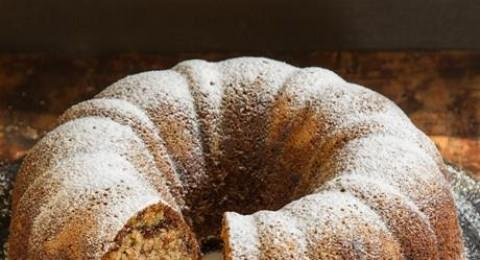 كعكة الاسبرسو والشوكولاطة مقدمة من مجلس تربية الدواجن