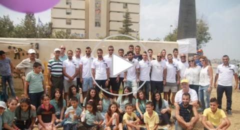 اي اقتراح قدّم آخاء الناصرة لطلاب الأهلية لمساندتهم في النضال؟!