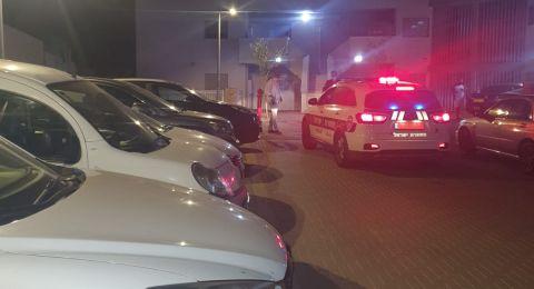 ابو غوش: مواجهات بين الشرطة والسكان