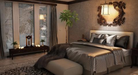 أهم قواعد ترتيب غرف النوم