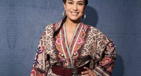 هند صبري بأزياء شرقية مميزة ما السر؟