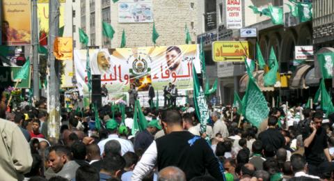 تقرير: حماس تطالب بابرام صفقة تبادل على مراحل ومعدات طبية لمواجهة كورونا