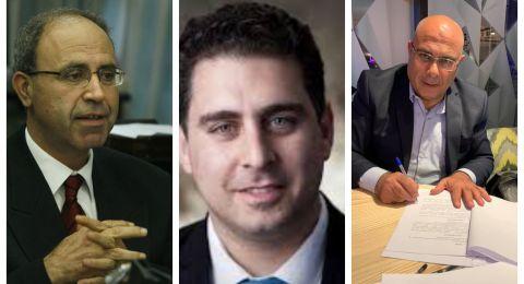 المحامي خطيب يتهم المجالس العربية بالفساد بسبب