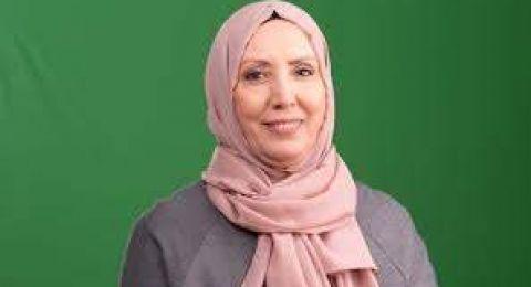 النائب إيمان خطيب ياسين تطالب بفتح معبر الجلمة أمام طلاب الجامعة العربية الأمريكية في جنين