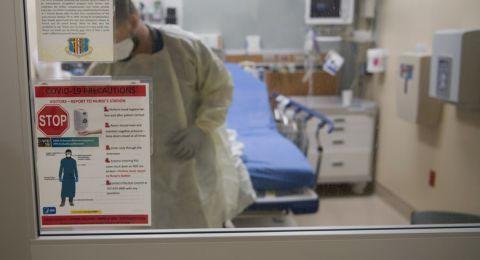 كورونا في البلاد:ارتفاع في حالات الاصابة و577 حالة خطيرة