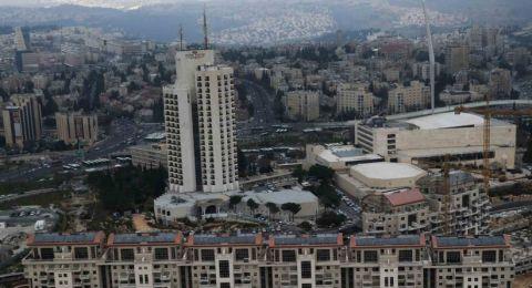 إسرائيل تخطط لبناء 9 ناطحات سحاب بالقدس