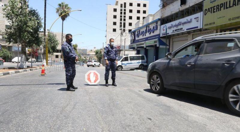 استمرار حظر التجوال بغزة للأسبوع الثالث
