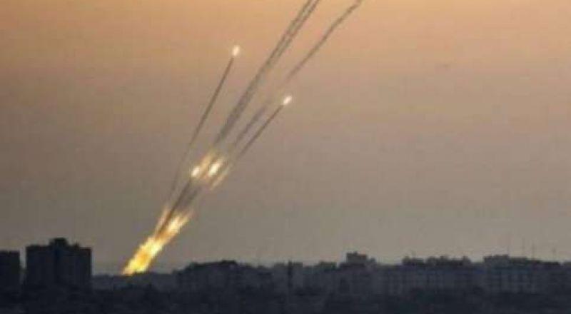 بالفيديو:إصابات جراء سقوط صواريخ على جنوب إسرائيل تزامنا مع توقيع اتفاق التطبيع