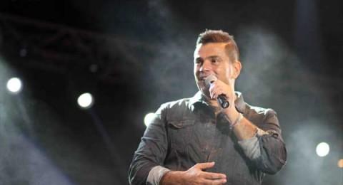 عمر دياب يحيي حفل العيد بالساحل الشمالي