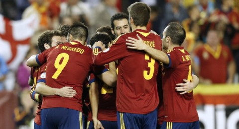 تصفيات أوروبا لكأس العالم : اسبانيا وانجلترا تلحقان بركب الكبار وفرنسا في الملحق