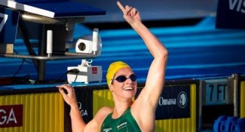 بمشاركة إسرائيلية، إنطلاق مونديال السباحة في دبي!