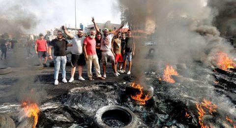 هدوء حذر ببيروت عقب صدامات واعتقالات ودعوات للتظاهر اليوم