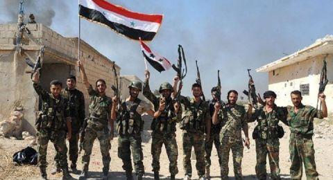 صورة لوثيقة التفاهم بين دمشق و