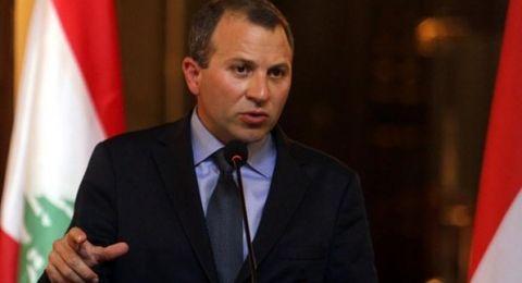 وزير خارجية لبنان، جبران باسيل: سأزور سوريا