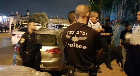 الناصرة: اعتقال مشتبهين بإطلاق النار الذي وقع أمس