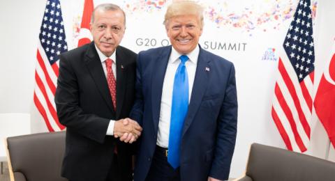 ترامب لأردوغان: لا تكن متصلبا.. لا تكن أحمق