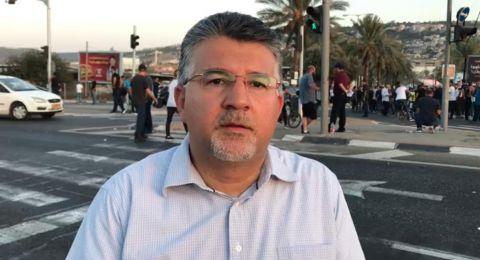 النائب د.يوسف جبارين لبكرا: مستمرون بنضالنا ضد الجريمة