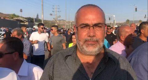 النائب اسامة سعدي لبكرا: سنستمر بضغطنا الى حين معالجة الشرطة والحكومة للعنف