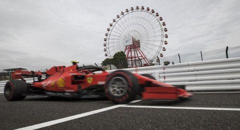 بسبب الإعصار.. مخاوف من عدم تنظيم سباق جائزة اليابان الكبرى