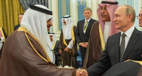 بوتين والملك سلمان يعقدان قمة في الرياض