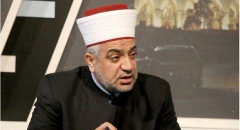 مفتي الأردن: الأمة الإسلامية تعاني من فوضى أخلاقية