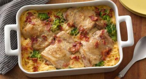 طريقة عمل طبخة دجاج سريعة وخفيفة