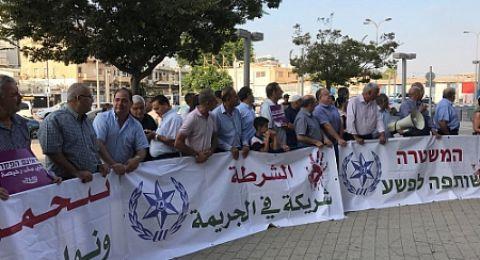 المتابعة تنقل تظاهرة يوم الثلاثاء الى الرملة والتالية في الناصرة