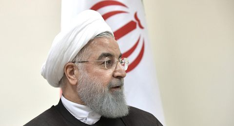 روحاني: خلال الأسابيع الماضية زارنا مسؤولون إماراتيون