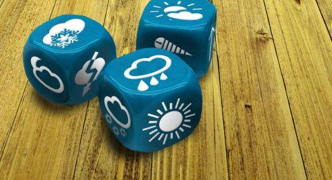 الطقس: أجواء حارة وأمطار متفرقة مصحوبة بعواصف رعدية