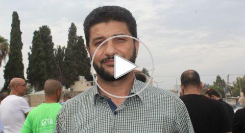 إبراهيم حجازي لبكرا: ما نقوم به الان لا يكفي والشرطة تستعمل أدوات رخيصة ولا تريد محاربة الجريمة في المجتمع العربي