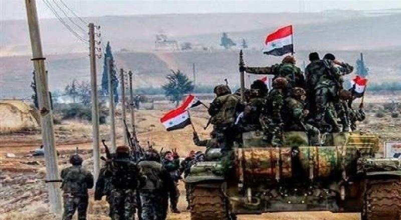 الجيش السوري يتحرك باتجاه شمال البلاد لمواجهة العدوان التركي