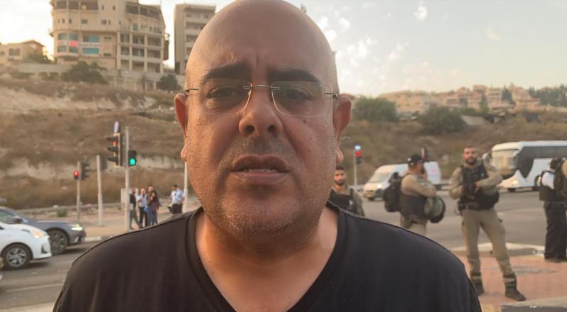احمد امين الجابر: موضوع العنف لا يحتمل