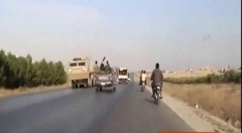 الجيش السوري يستعيد السيطرة بشكلٍ كامل على منبج ومحيطها