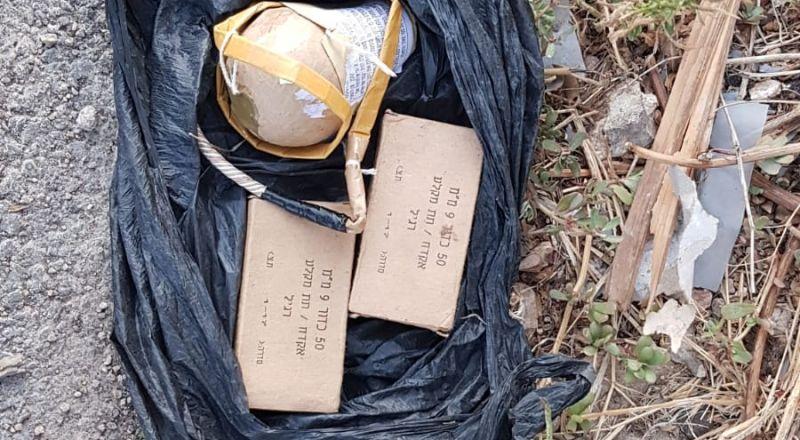 العثور على اسلحة وذخائر في دير حنا وكفر مندا