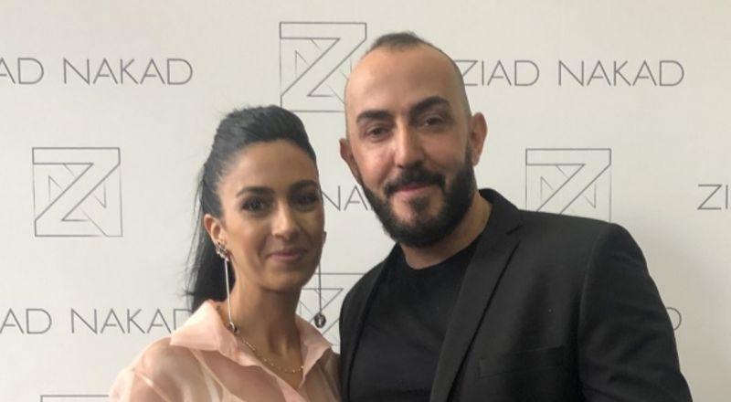 لقاء خاص مع مصمم اللبناني زياد نكد، اسم لامع في عالم الأزياء العالمية