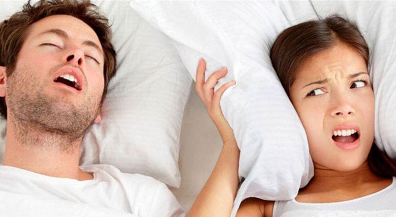 للتخلص من الشخير أثناء النوم.. اتبعوا هذه النصائح