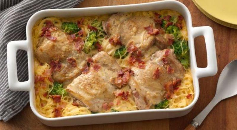 طبخة دجاج سريعة وخفيفة Bb0chicken256